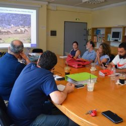 Meeting of the LIFE IGIC project team with the LIFE External Monitoring Team