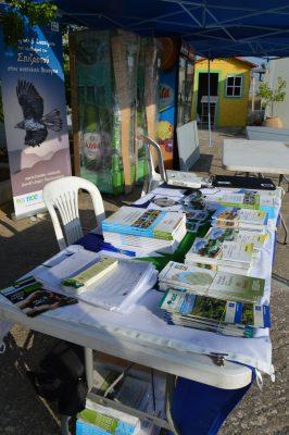 """Το LIFE IGIC συμμετείχε στο φεστιβάλ """"Γιορτή Γης"""" που διοργάνωσε ο Πολιτιστικός Σύλλογος Αρκαλοχωρίου"""