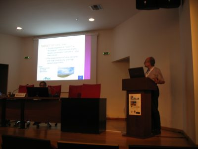 LIFE IGIC project in International Congress on the Zoogeography and Ecology of Greece and Adjacent Regions