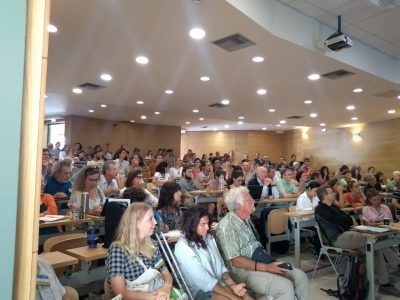 Life IGIC  participated in the 2nd Agroecology Europe Forum